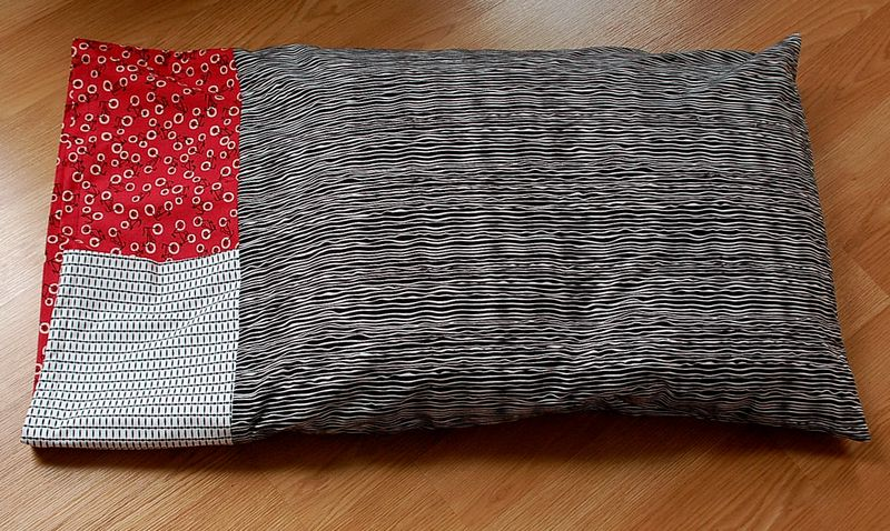 pillow with pocket