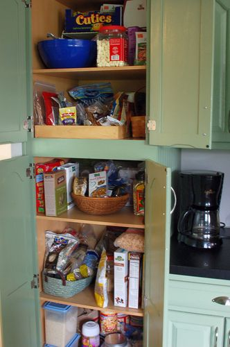 after pantry