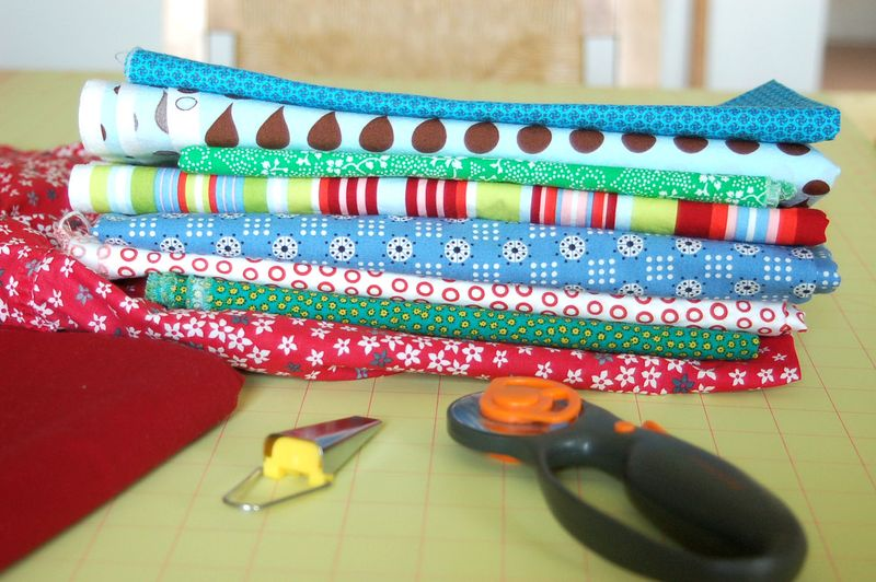 bunting to be