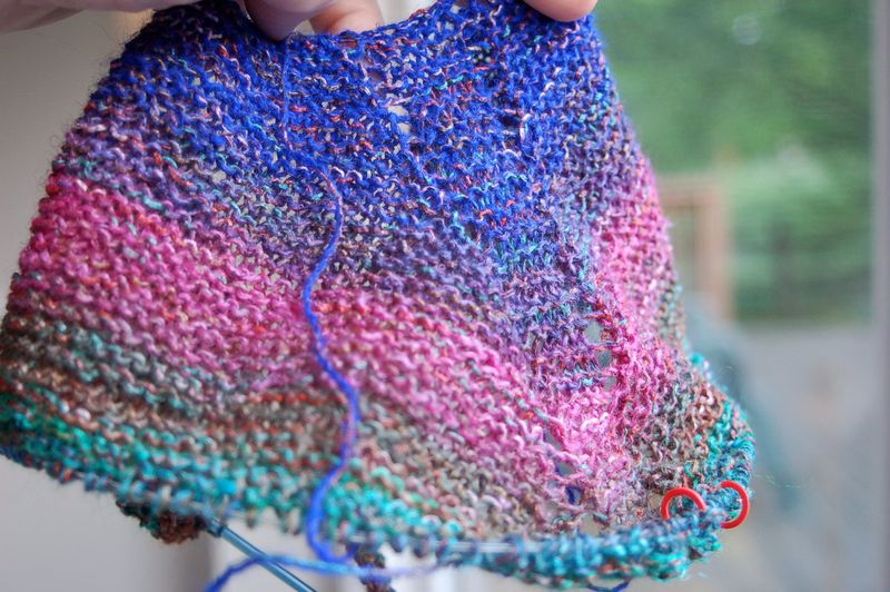 knitting colors