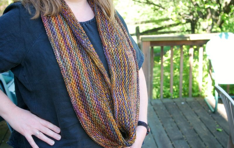 Honey cowl long