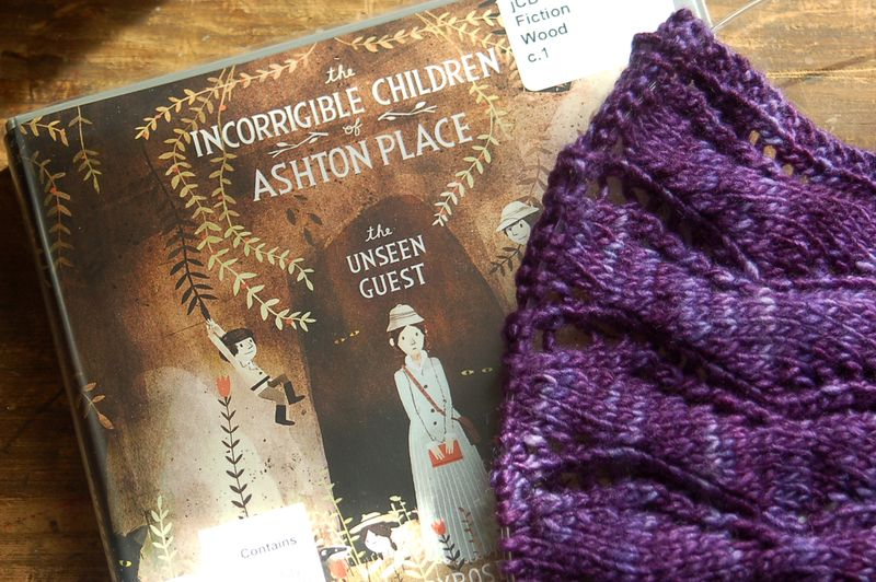 knitting and incorrigible children
