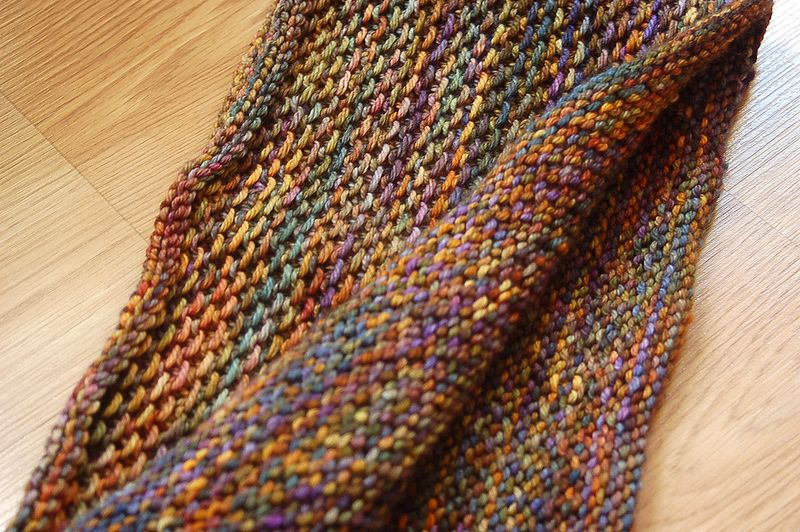 Honey cowl texture