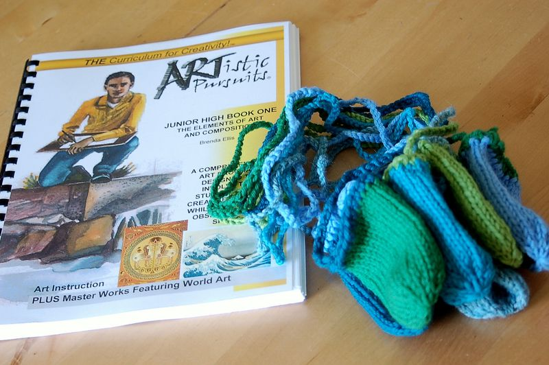yarn along pockets for africa