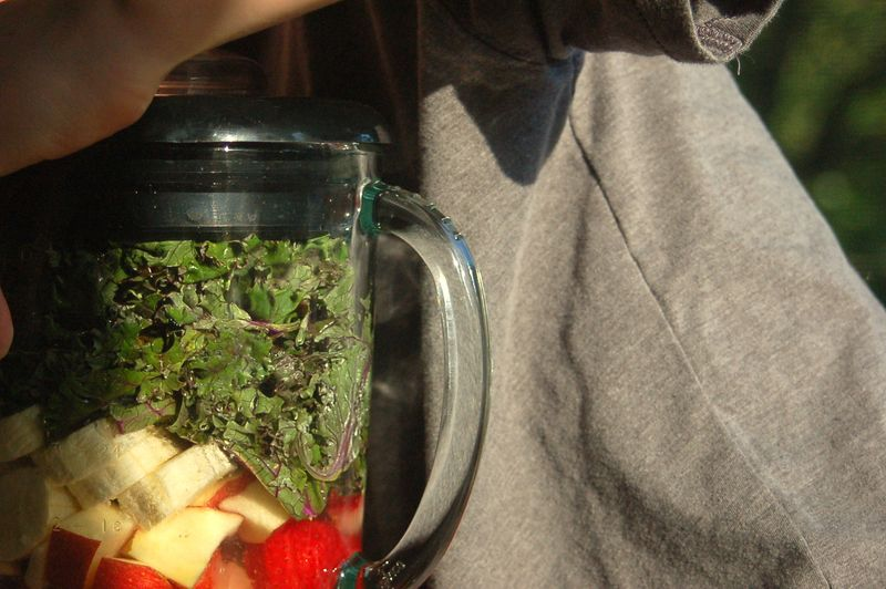 green smoothie 4