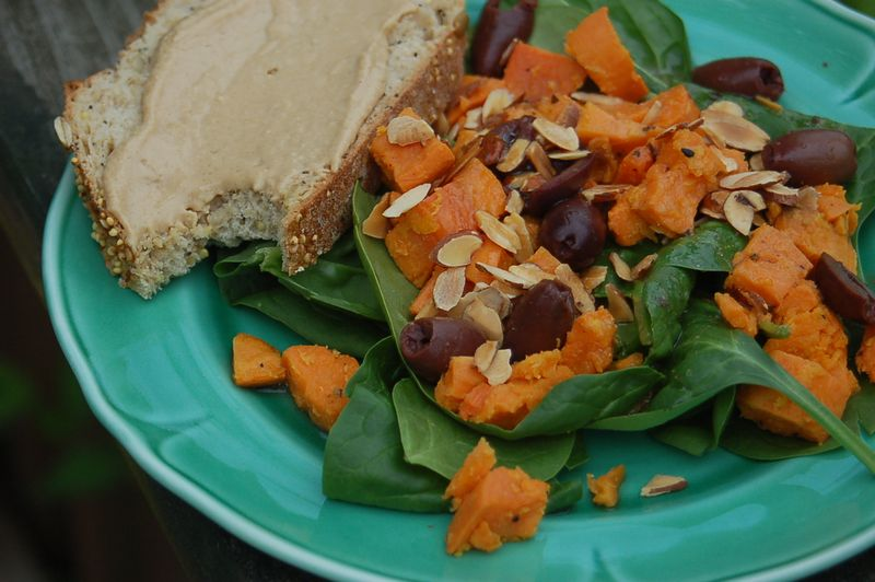Another use for sweet potatoes